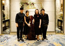 Jun Jie & Charmaine's Wedding