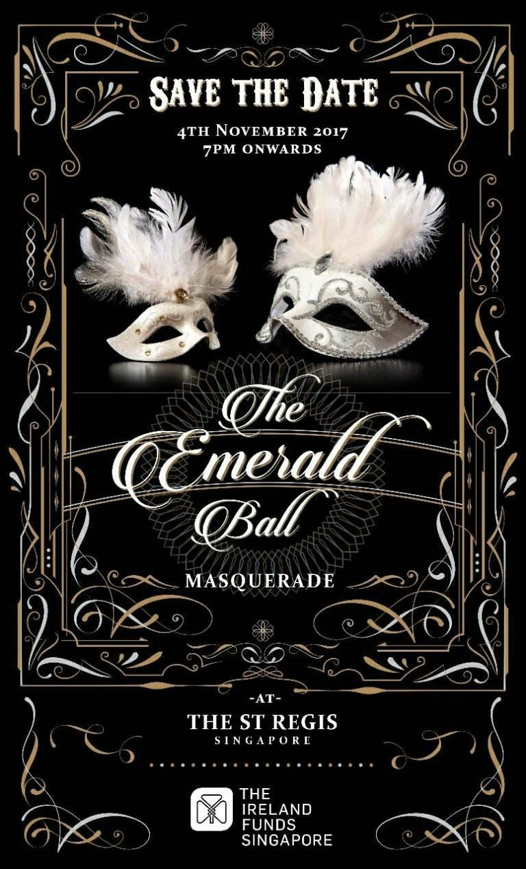 The Ireland Funds Emerald Ball 2017