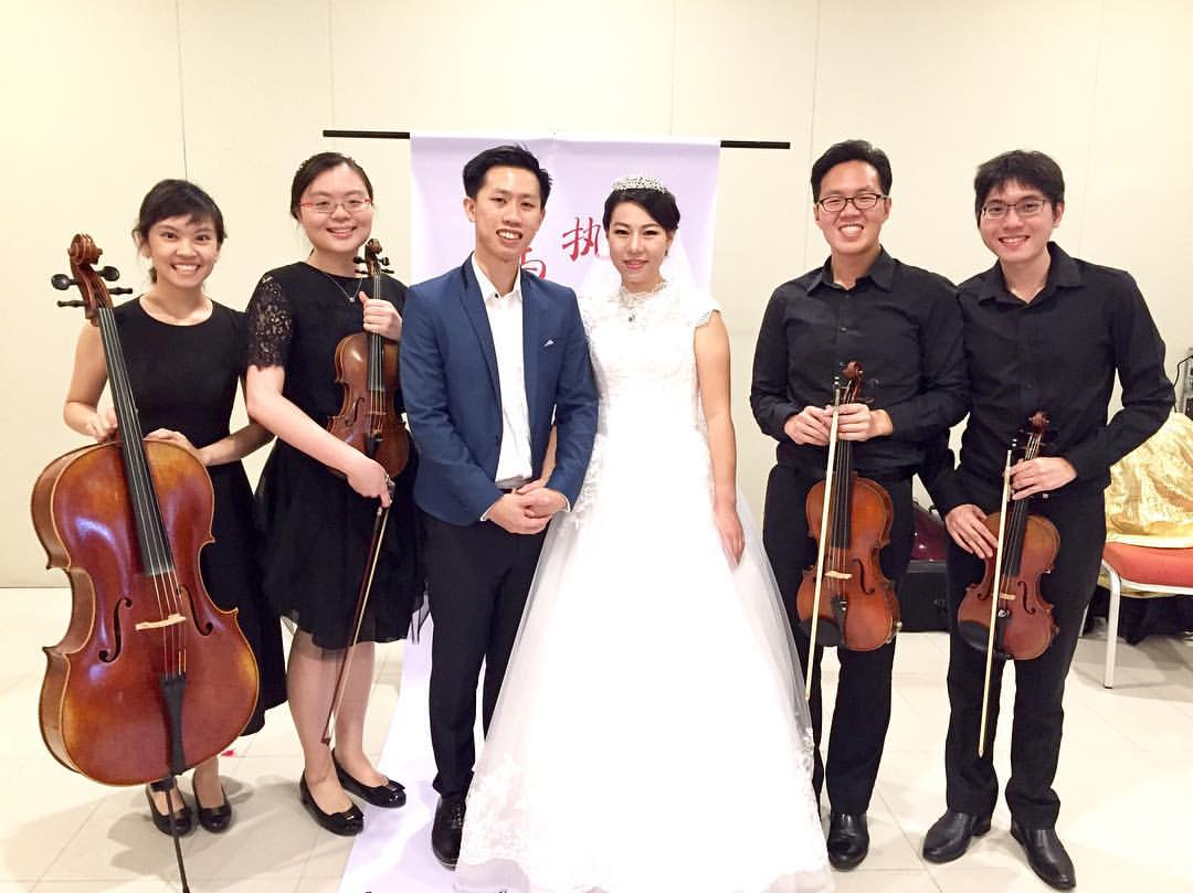 Jun Wei & Liu Jia's Wedding