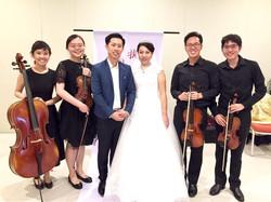Jun Wei & Liu Jia's Wedding