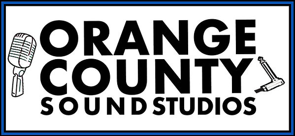 OC Sound Studios Full Logo