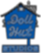 Doll Hut studios Logo