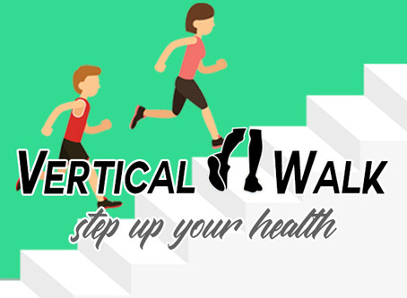 Vertical Walk: Step up your Health