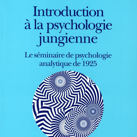 Introduction à la psychologie jungienne de C.G.JUNG (1925)