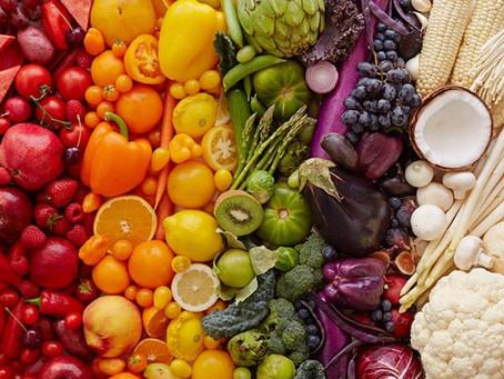 Taste The Rainbow! (But Please, Not The Skittles!)