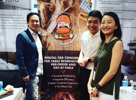 Eunoia powers Fraser's Makan Master, a F&B Digital Concierge initiative for its Singapore malls