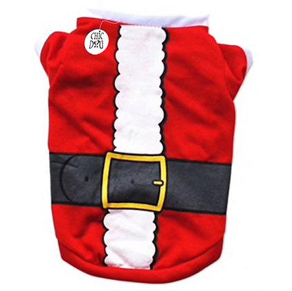 Polera Santa Claus