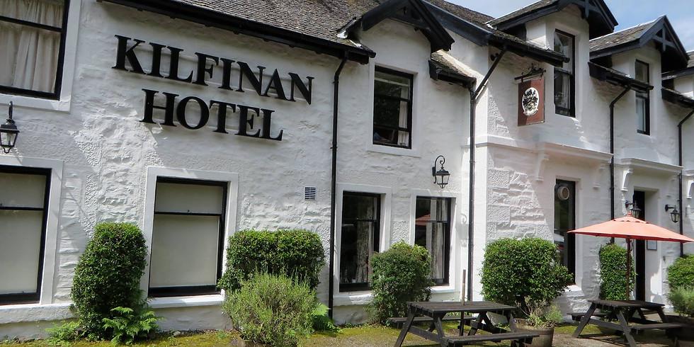 Clan MacEwen Derbhfine hosted by Clan Ewen Society UK