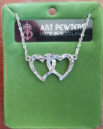Celtic Hearts Pendant