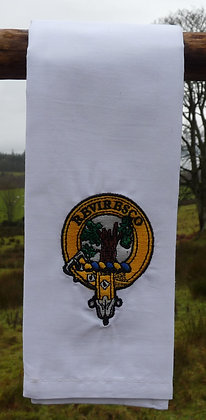 Clan Crest Napkin Set of 4