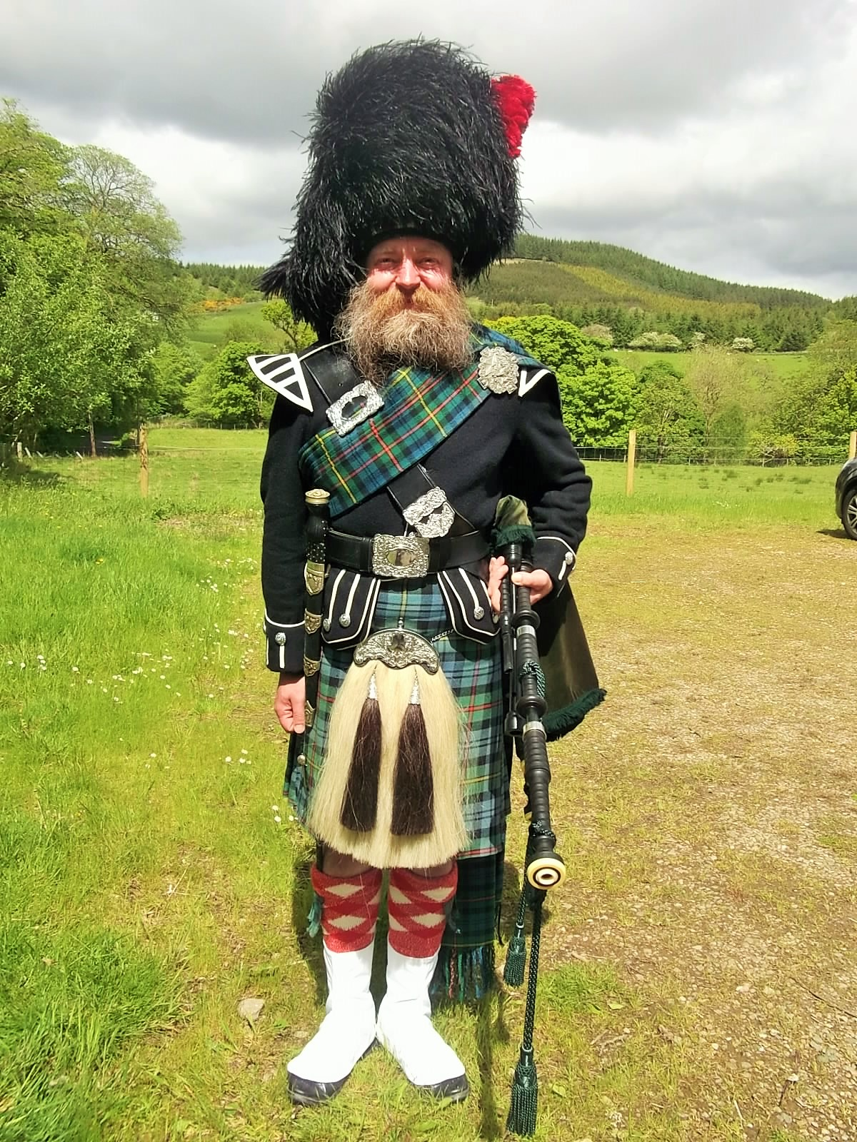 Achim Fuchs - Pipe Major