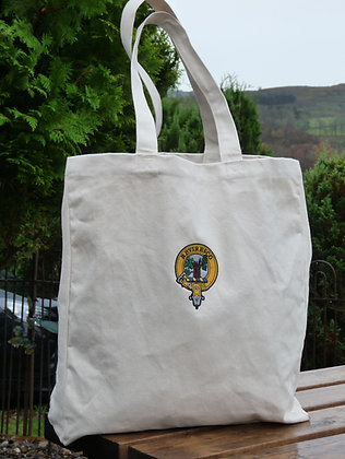 Clan Crest Tote Bag