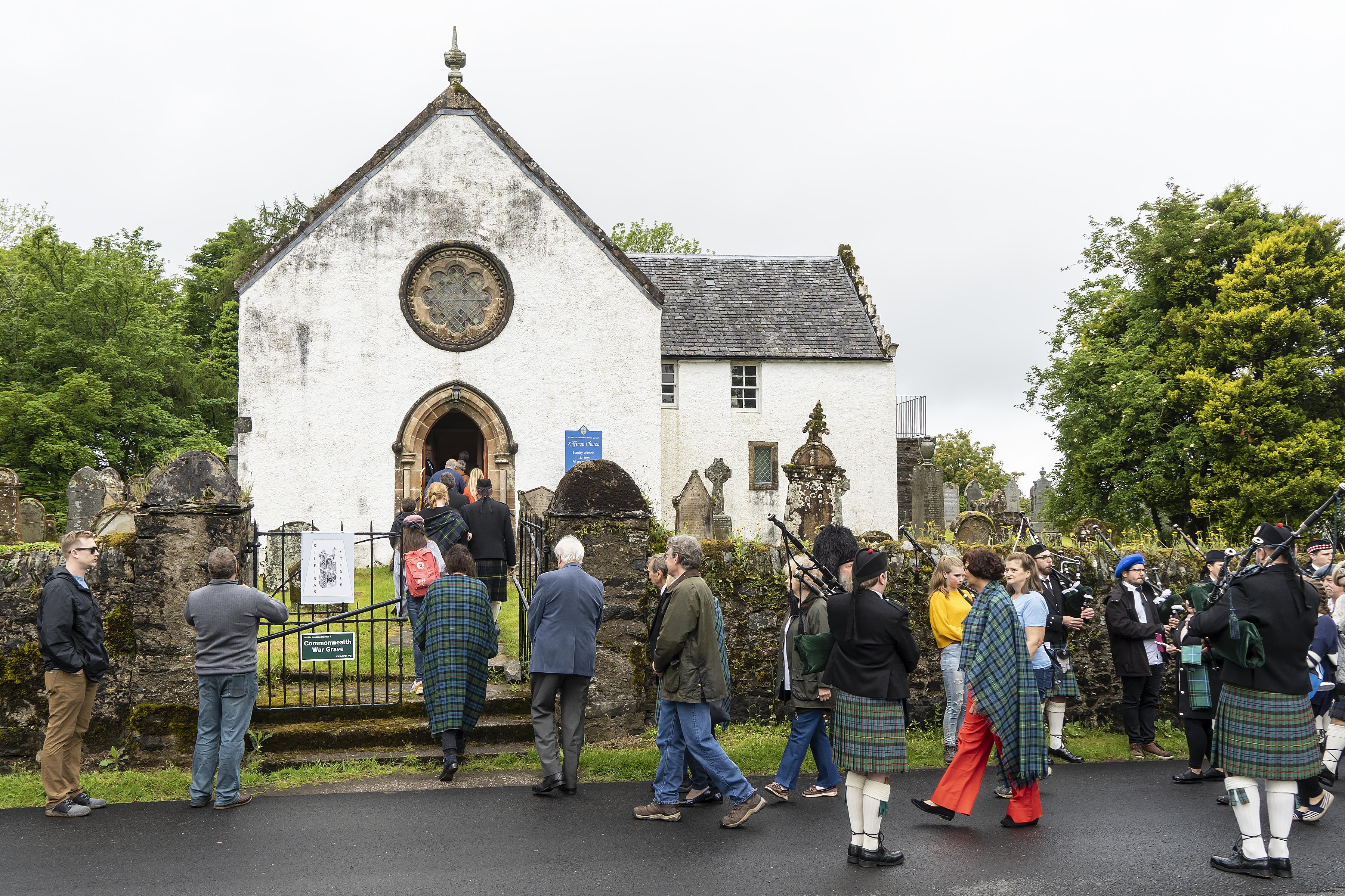 Kilfinan Church