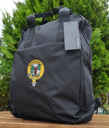 Clan Crest Back Pack