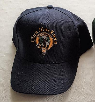 Clan Crest Ball Cap