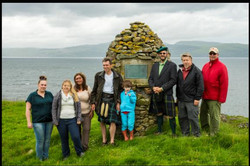 At the Cairn