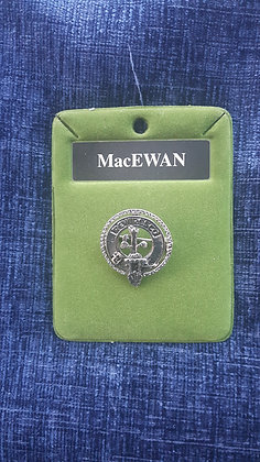 Clan Crest Badge   (Small)
