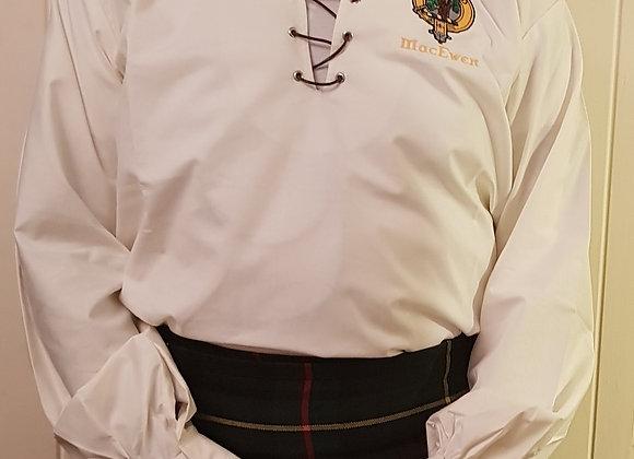 Clan Crest Ghillie Shirt
