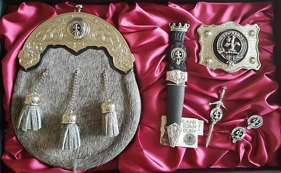 Dress Sporran Gift Set