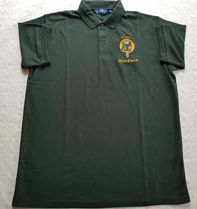 Clan Crest Polo Shirt