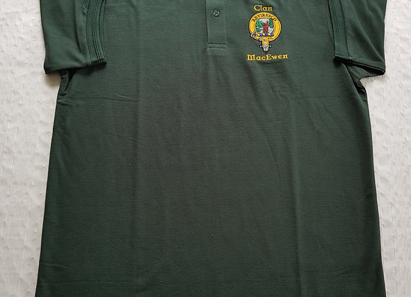 Clan Crest Polo Shirt