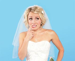 9 Maiores medos de toda noiva