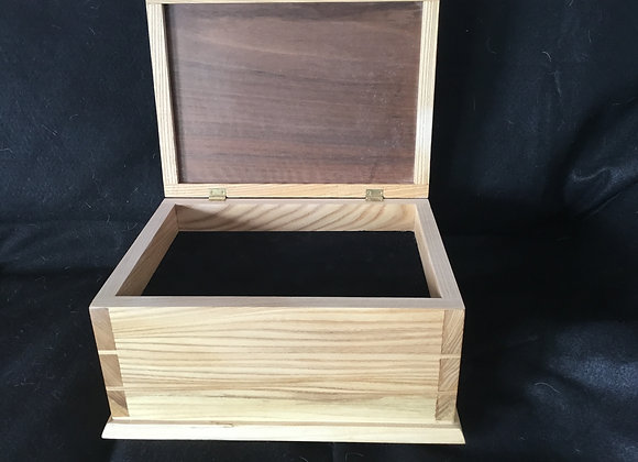 ​ Handmade Artistic Wooden Boxes, Custom Wood Urn