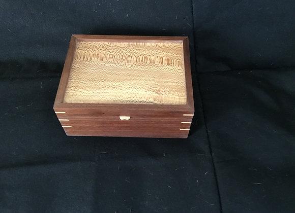  Handmade Artistic Wooden Boxes, Wooden Tea Organizer