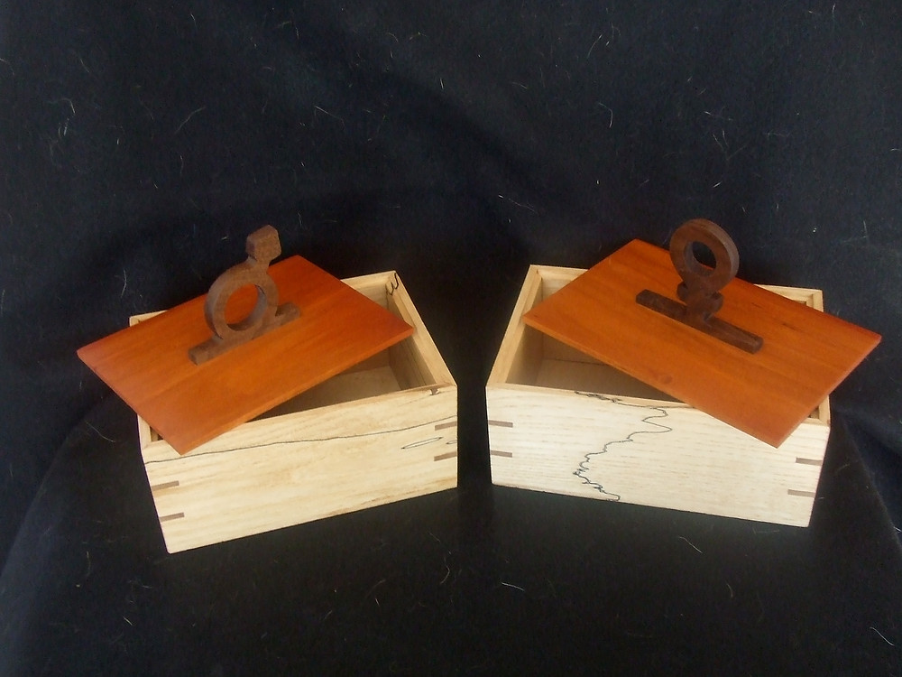 Handmade Artistic Wooden Boxes, Custom Wooden Jewelry Boxes, Artisan Wood Cremation Urns, Custom Wood Essential Oil Storage Chests, Custom Wood Tables, & More
