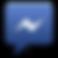 Facebook Message Icon
