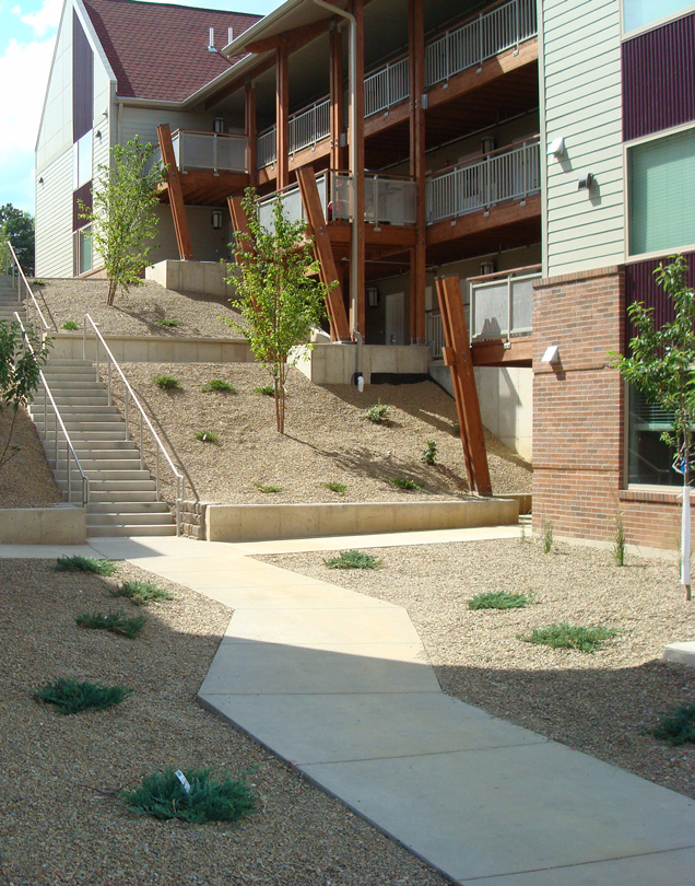 Carroll College Apartments