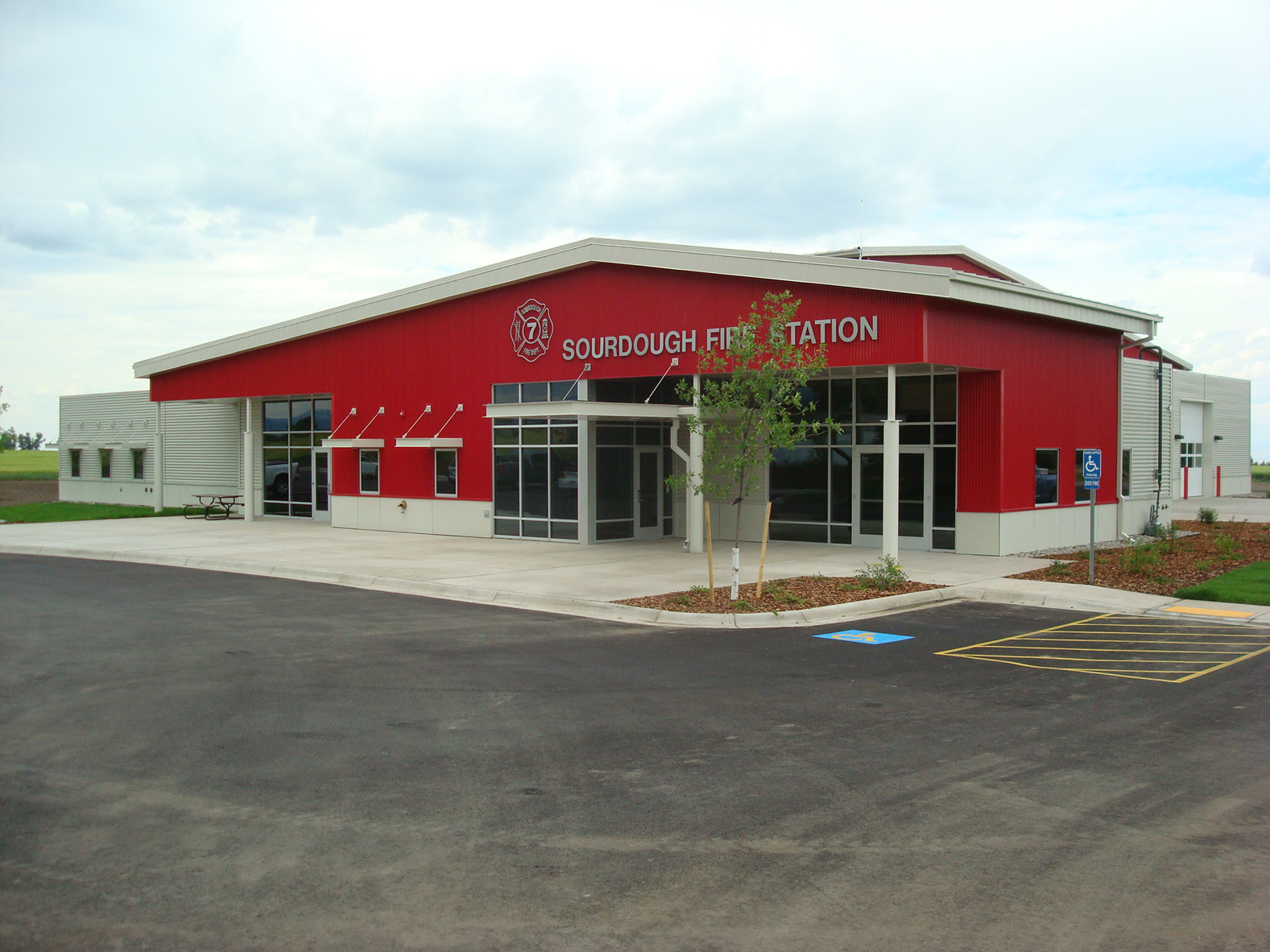 Sourdough Rural Fire Station