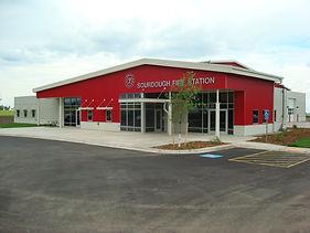 Sourdough Fire Station Bozeman