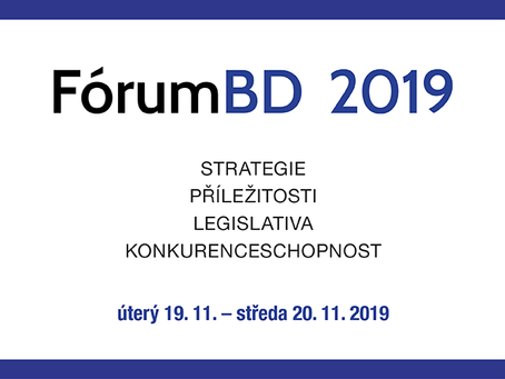 Konference Fórum BD 2019