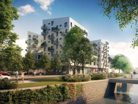 Den otevřených dveří a vzorový byt v Oáza Liberec se blíží
