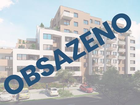 Předávání bytů Štěrboholy