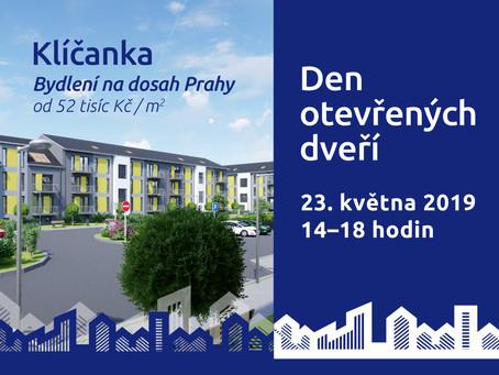 Klíčanka na hranici Prahy
