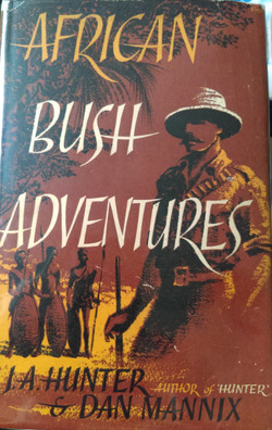 Bush Adventures - J.A. Hunter