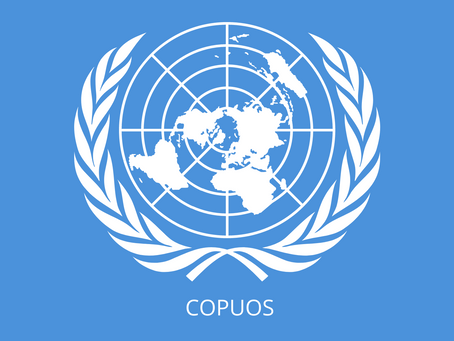 COPUOS - The Committee on the Peaceful Uses of Outer Space
