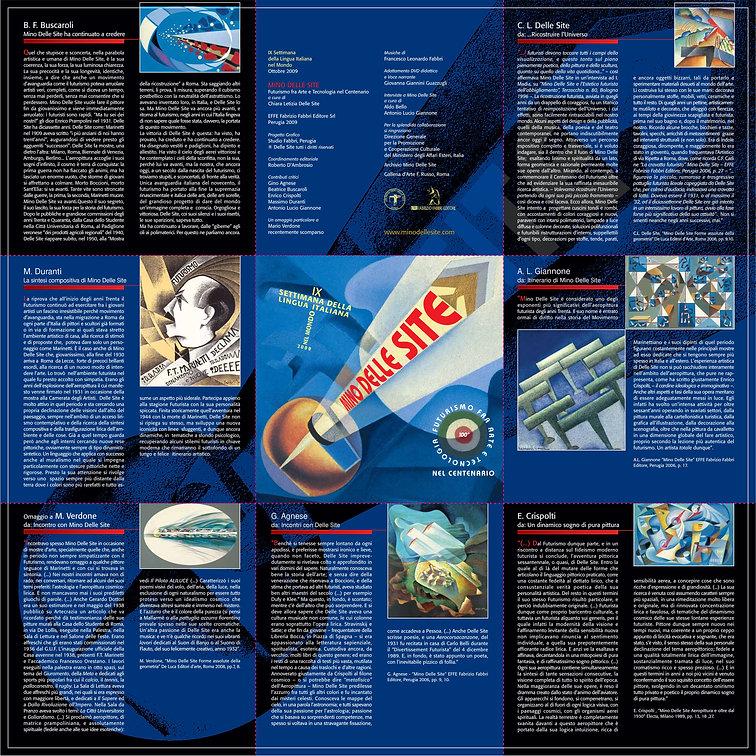 brochure ministero affari esteri - delle
