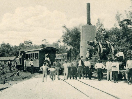 The First Railway System in South America