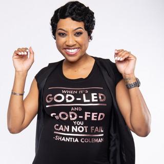 Shantia Coleman Life Coach
