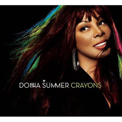Donna Summer ~ Crayons (cd)