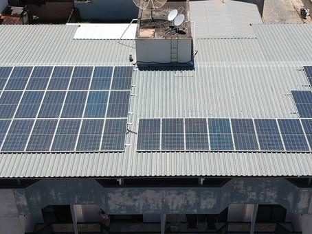Dular, uma empresa Consciente! Geramos energia limpa.