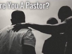 Are you a Pastor?