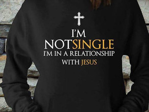 Being Single & Unashamed