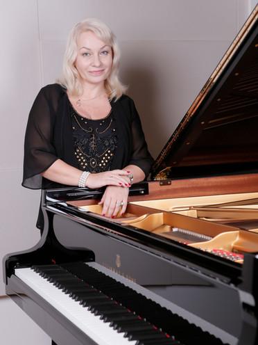 DR IRINA VOKHMYANINA | Ukraine