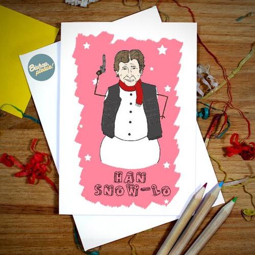 Greeting Cards Bishop Please
