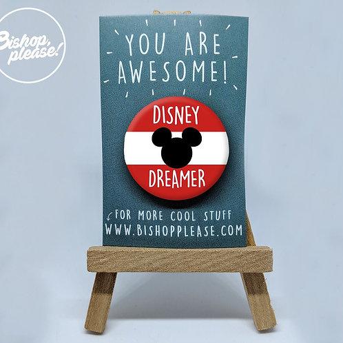 Dreamer - Badge