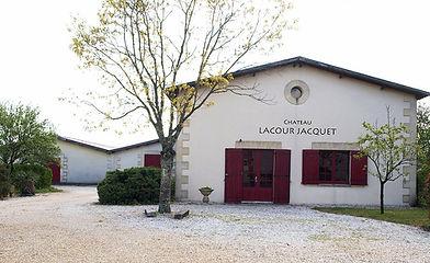 Chateau Lacour Jacquet accueil